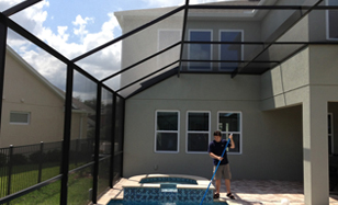Pool Enclosures Tampa Aluminum Screen Enclosures Pool